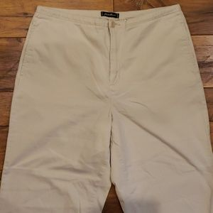 Eddie Bauer 100% cotton Size 10 crop